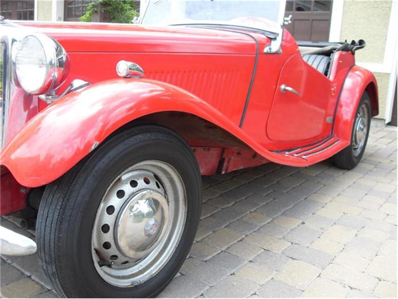 Large Picture of '50 MG TD located in Conroe Texas - $29,900.00 - 3X1F