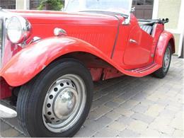 Picture of '50 MG TD Offered by Texas Trucks and Classics - 3X1F