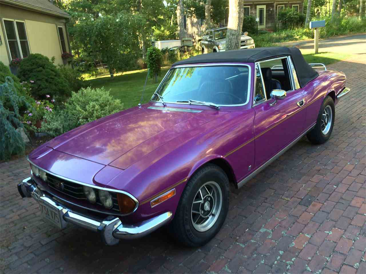 Large Picture of Classic 1973 Triumph Stag - $24,500.00 - 42JF