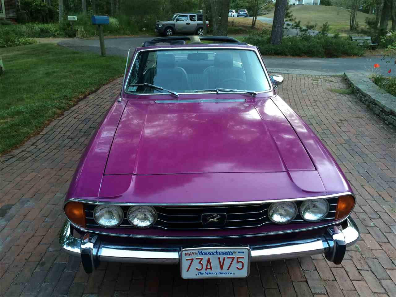 Large Picture of '73 Triumph Stag located in Dennis Massachusetts - $24,500.00 - 42JF