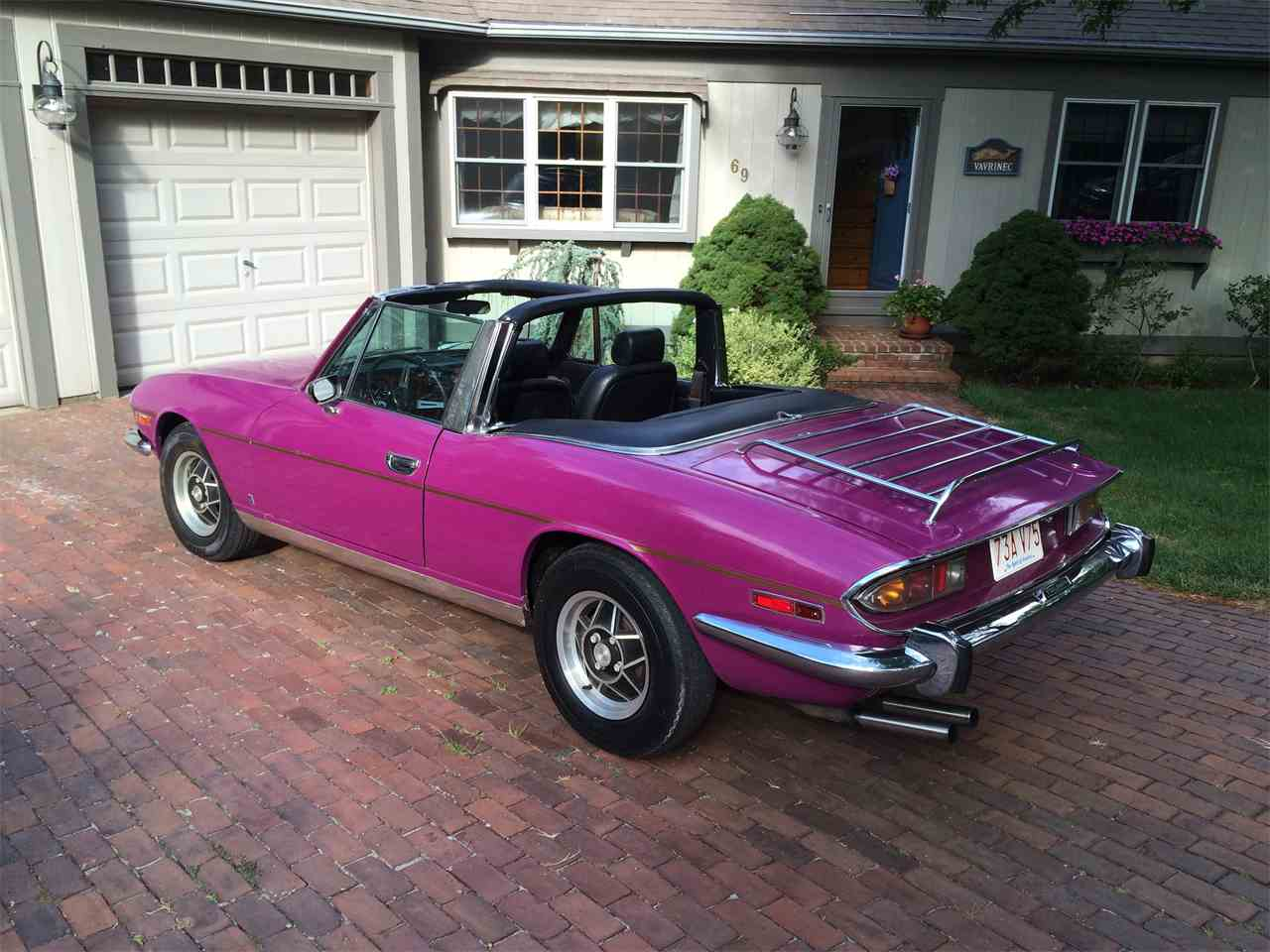Large Picture of Classic '73 Triumph Stag located in Massachusetts Offered by a Private Seller - 42JF