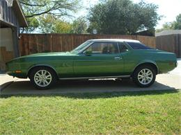 Picture of Classic 1973 Mustang located in Texas - $10,500.00 - 4A3A