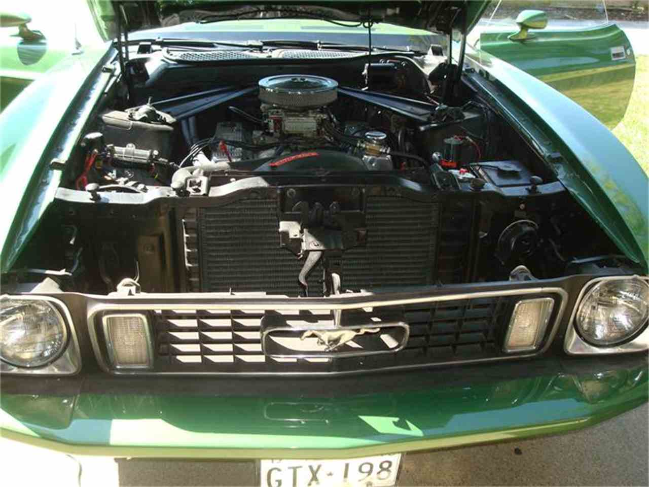 Large Picture of '73 Mustang - 4A3A