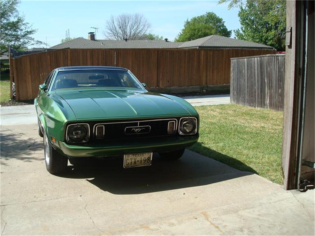 Large Picture of 1973 Ford Mustang - $10,500.00 - 4A3A