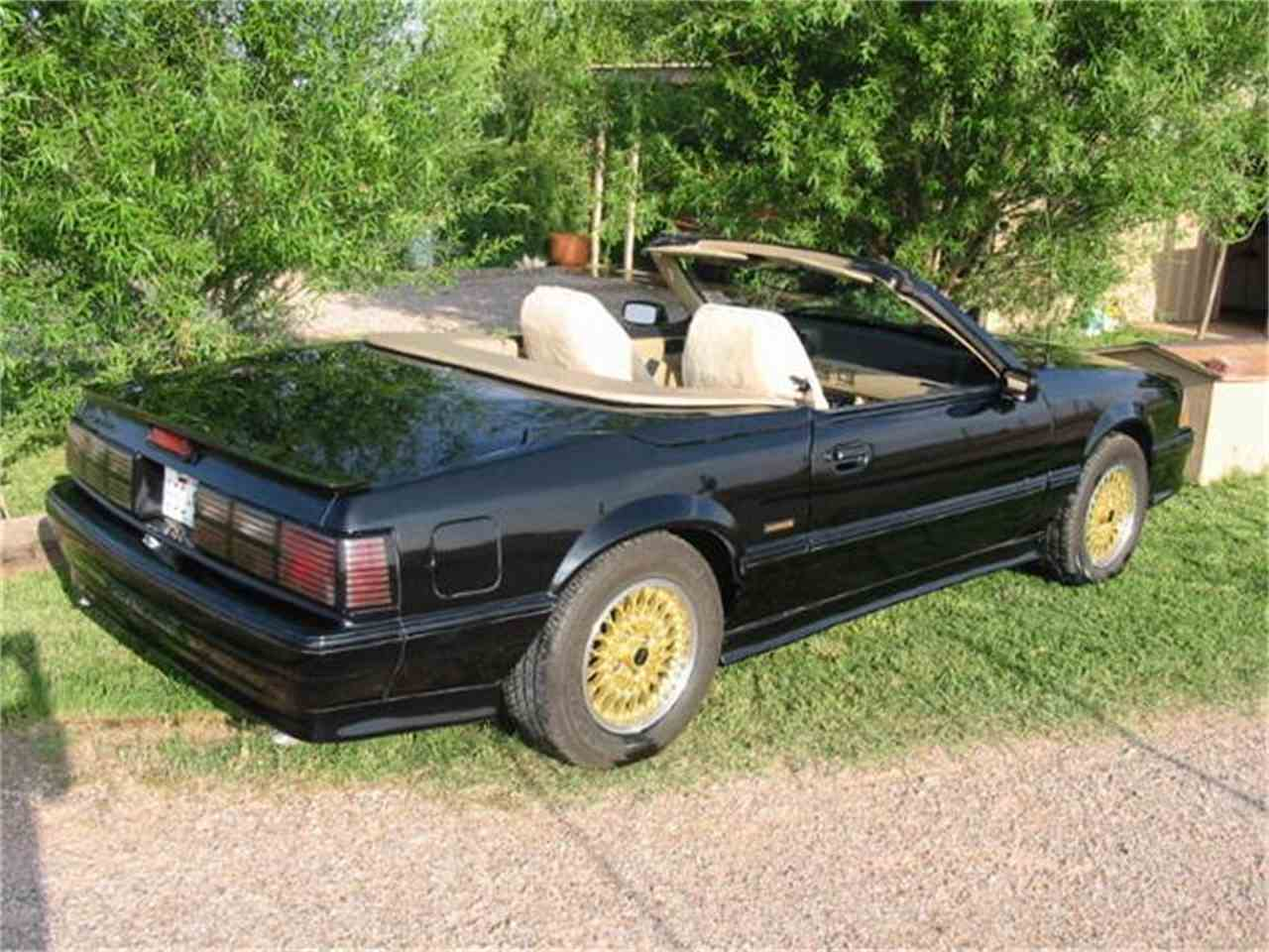 Large Picture of '88 Mustang - 4EMQ
