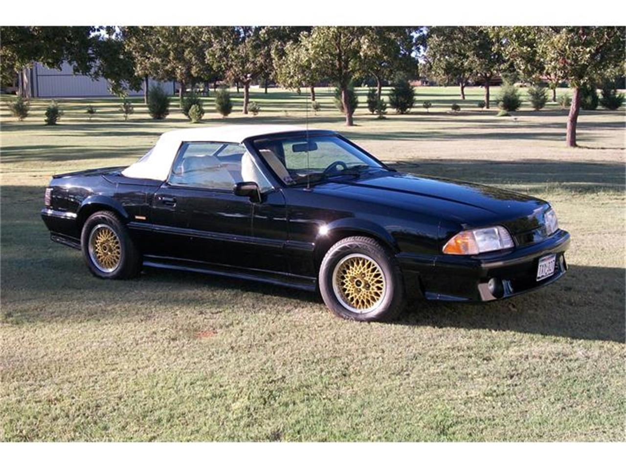 Large Picture of '88 Mustang located in Shallowater Texas - $12,900.00 - 4EMQ