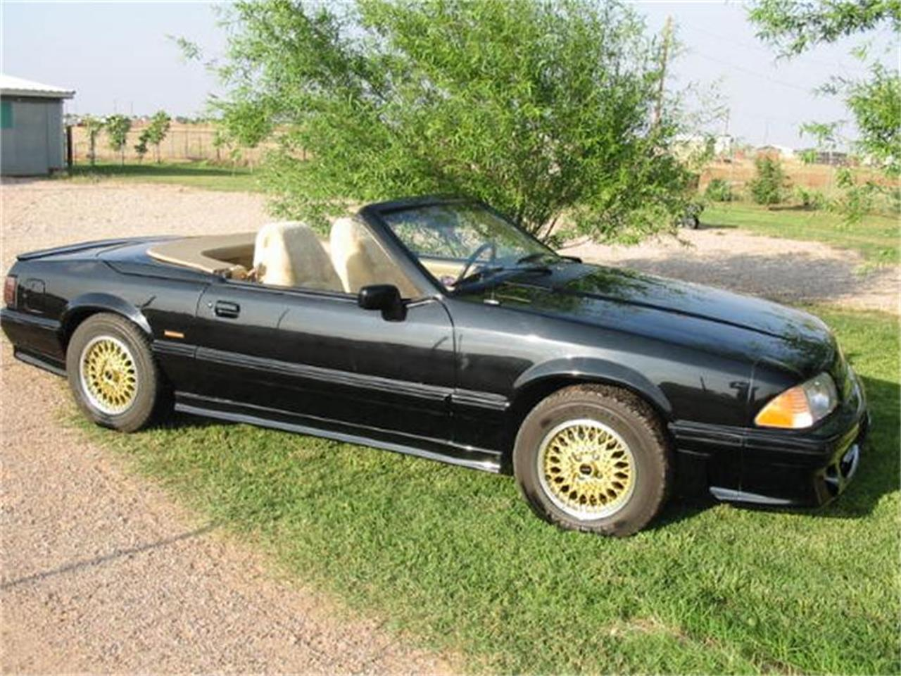 Large Picture of '88 Ford Mustang - $12,900.00 - 4EMQ