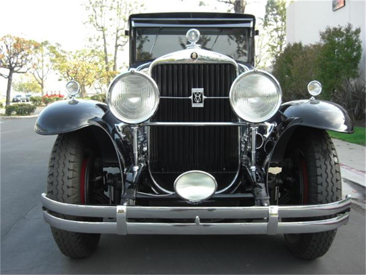 Large Picture of 1929 Cadillac Sedan located in Costa Mesa California Offered by Crevier Classic Cars - 4HEP