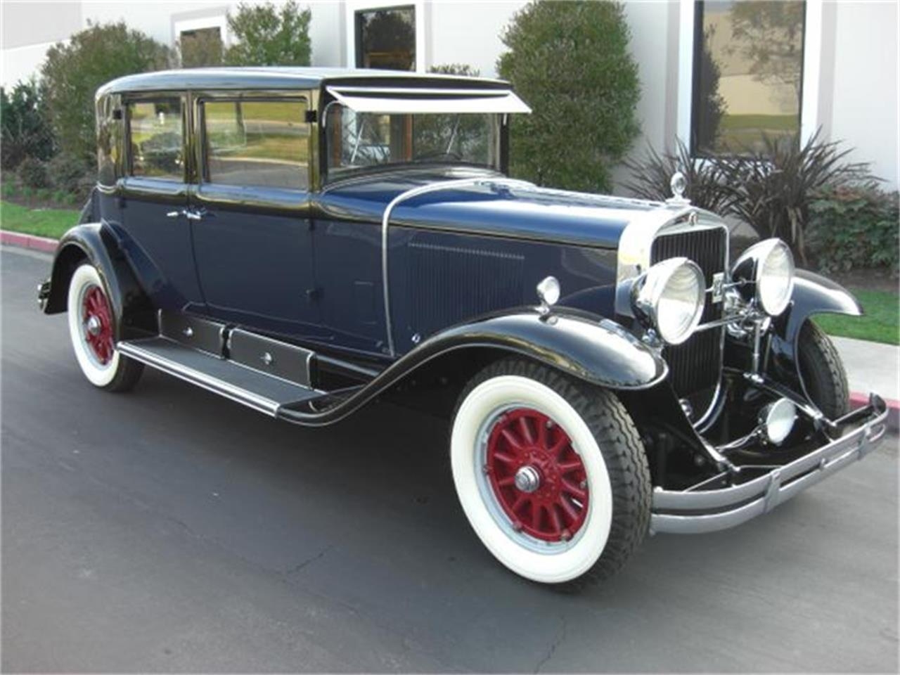 Large Picture of '29 Cadillac Sedan located in California - $79,900.00 - 4HEP