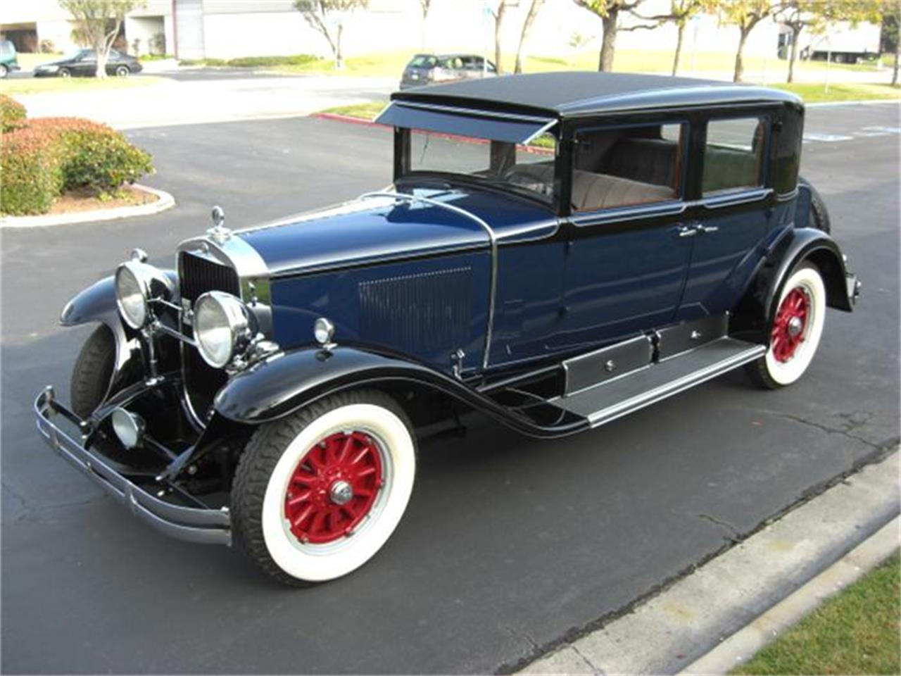 Large Picture of '29 Sedan Offered by Crevier Classic Cars - 4HEP