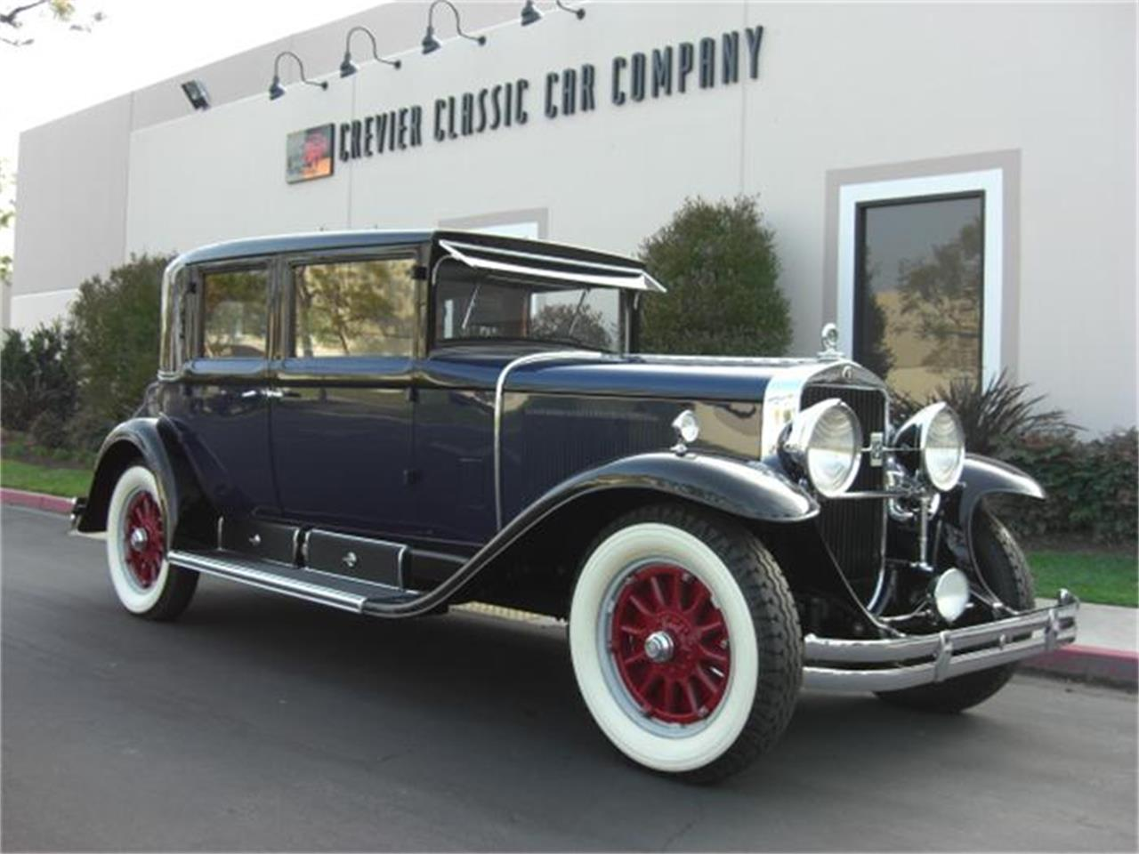 Large Picture of 1929 Cadillac Sedan located in Costa Mesa California - 4HEP