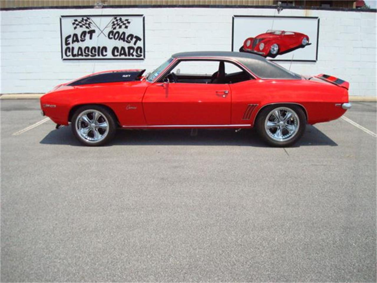 Large Picture of 1969 Camaro located in Lillington North Carolina Offered by East Coast Classic Cars - 4N0U