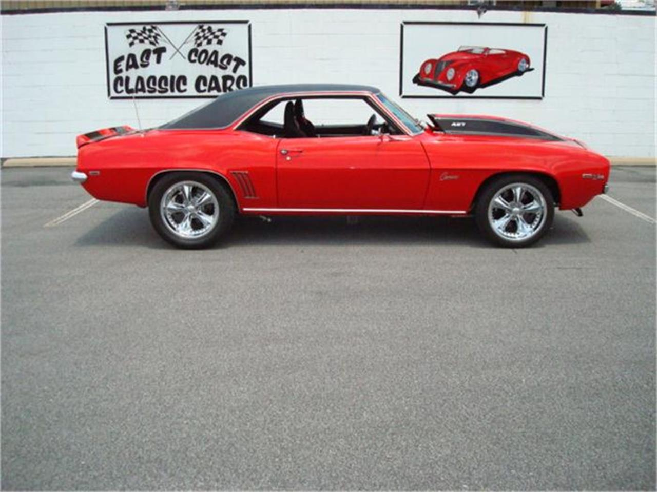 Large Picture of Classic 1969 Chevrolet Camaro - $45,000.00 Offered by East Coast Classic Cars - 4N0U