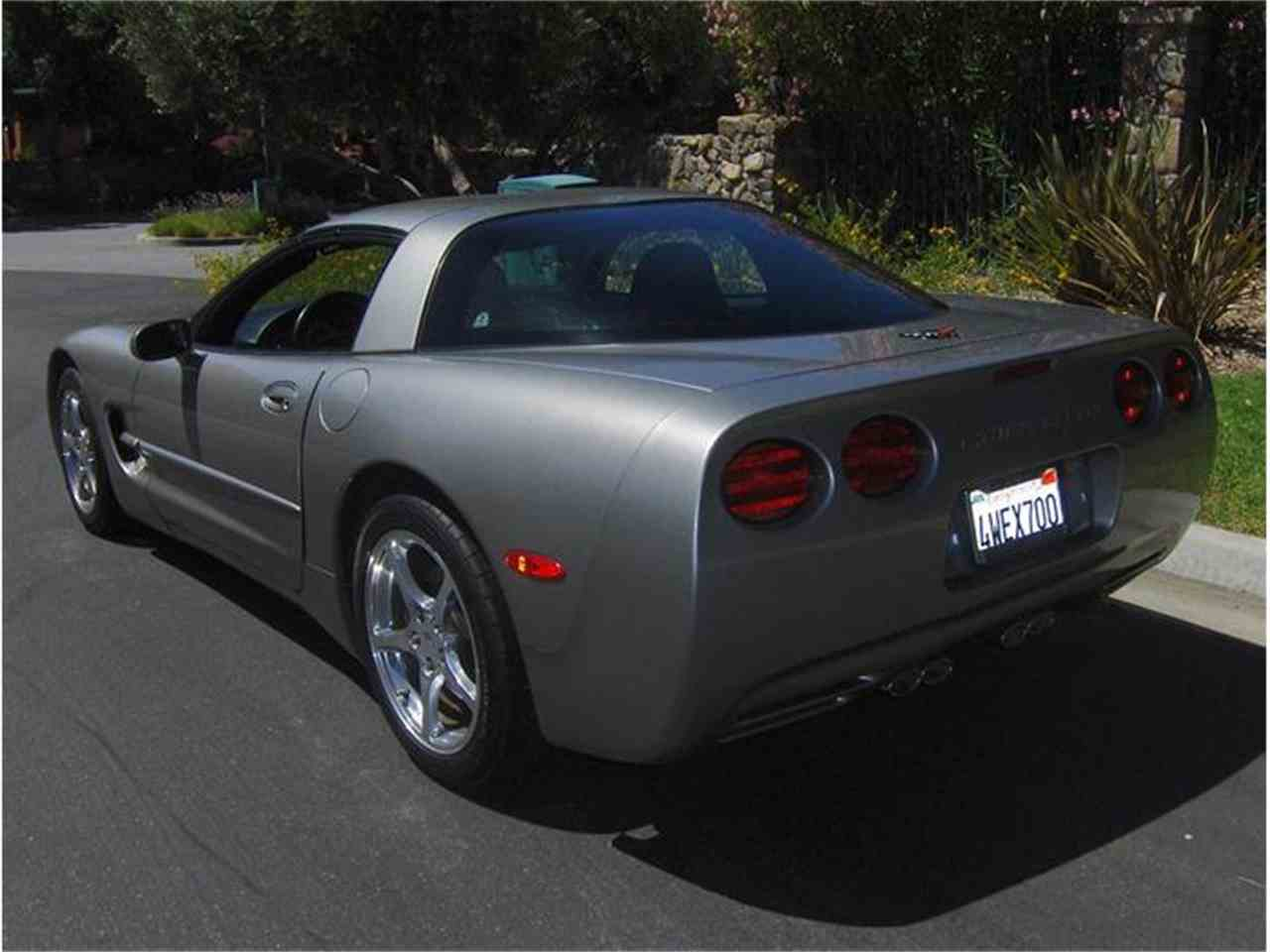 Large Picture of '02 Corvette - 50MM