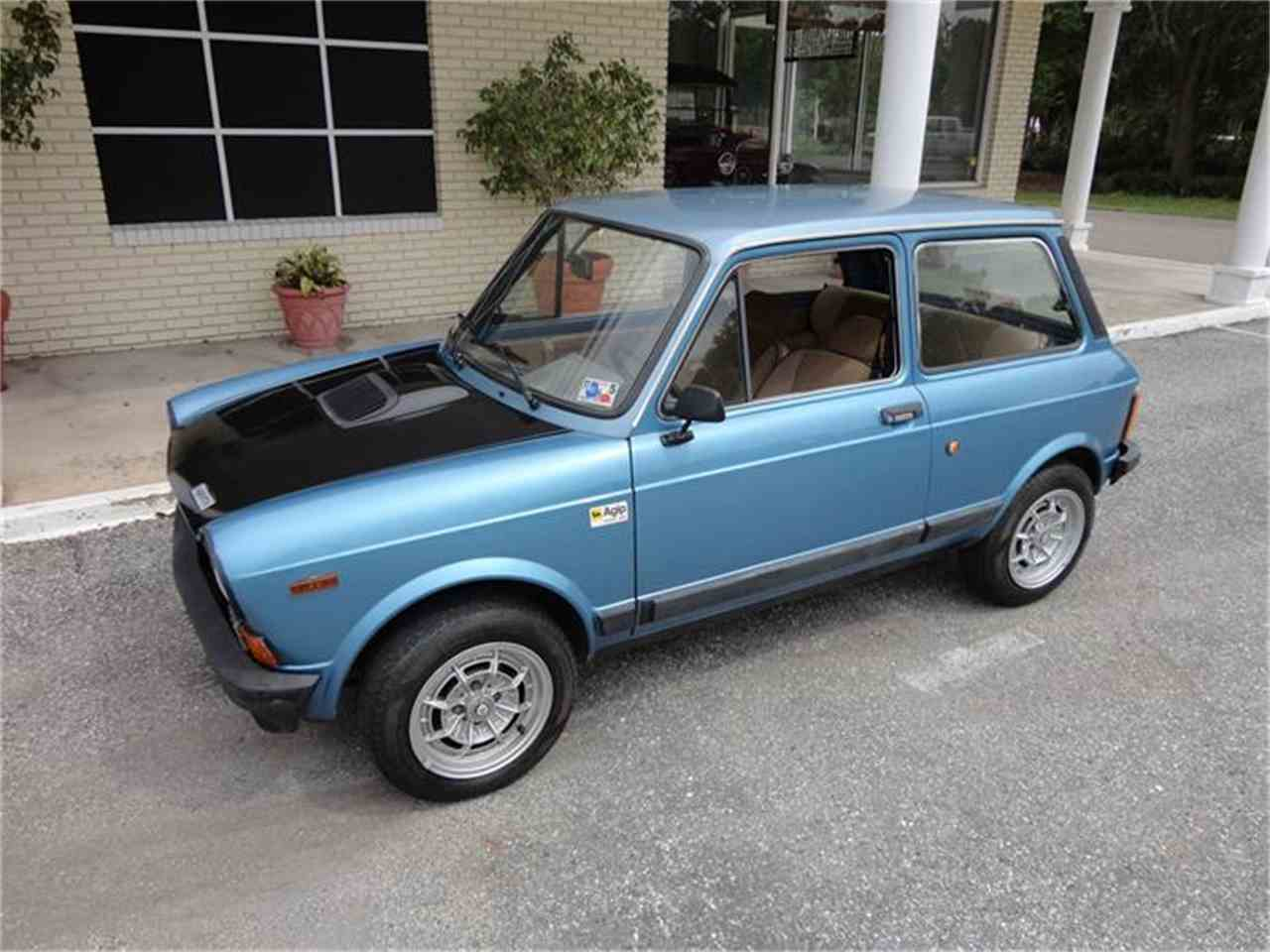 Large Picture of 1979 Autobianchi Bianchina Panoramica located in Sarasota Florida - 5BC1