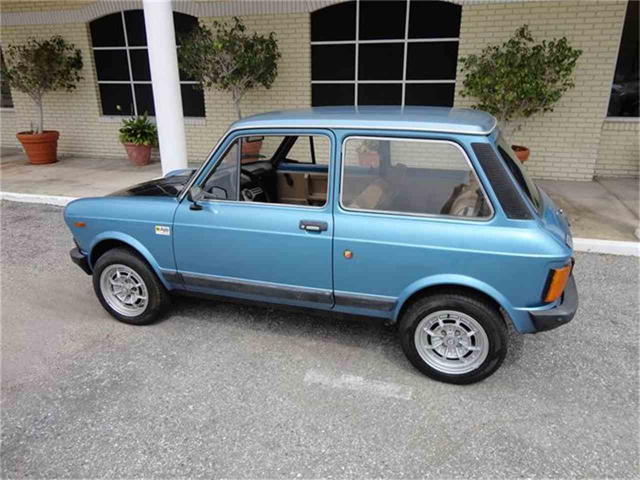 Large Picture of '79 Autobianchi Bianchina Panoramica located in Florida - $13,500.00 - 5BC1