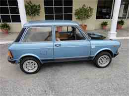 Picture of '79 Autobianchi Bianchina Panoramica located in Sarasota Florida - $13,500.00 - 5BC1