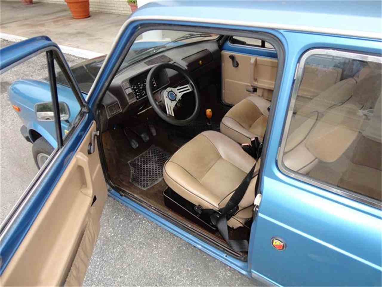 Large Picture of '79 Autobianchi Bianchina Panoramica - $13,500.00 Offered by Vintage Motors Sarasota - 5BC1