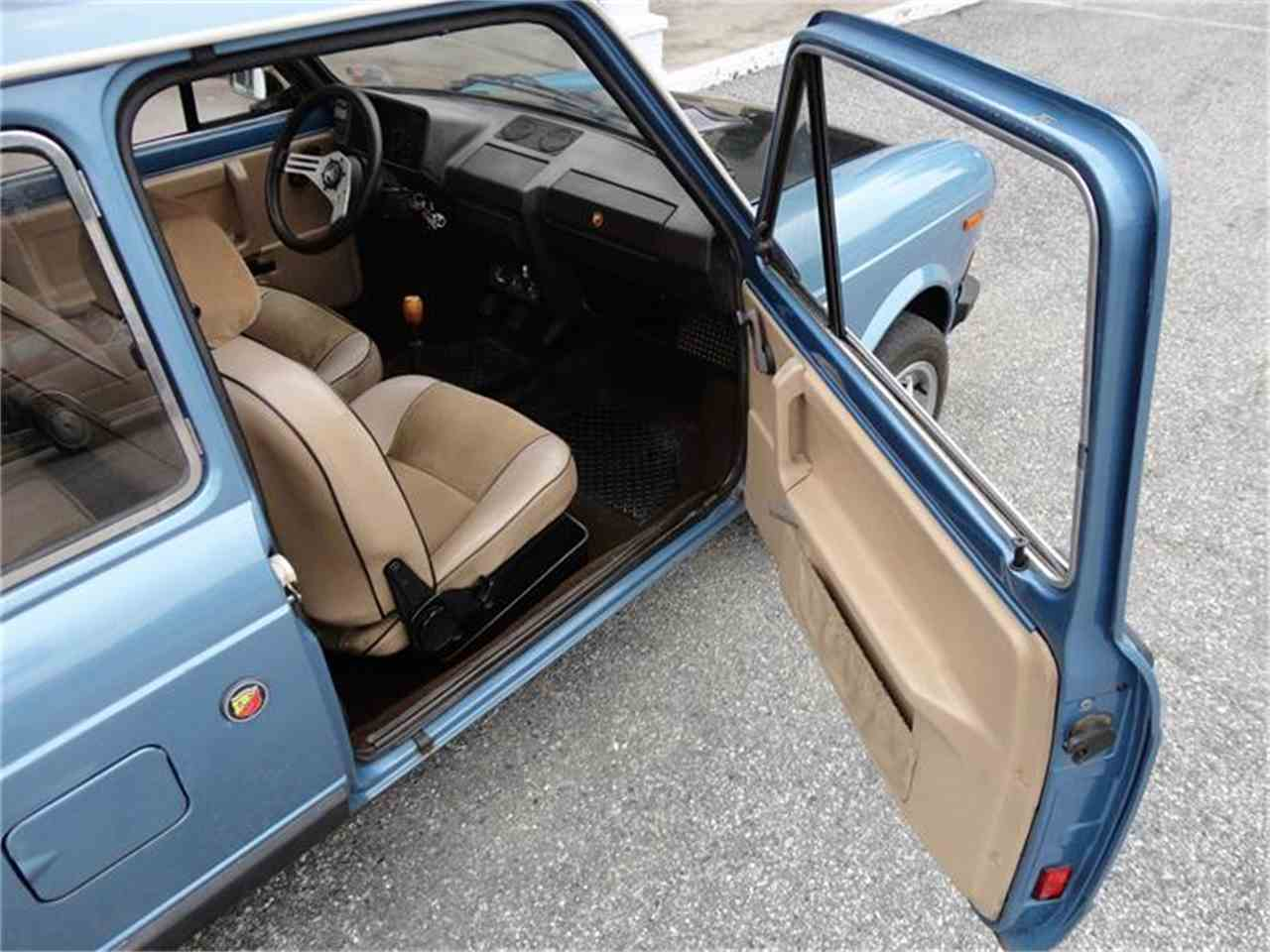Large Picture of 1979 Autobianchi Bianchina Panoramica located in Sarasota Florida Offered by Vintage Motors Sarasota - 5BC1