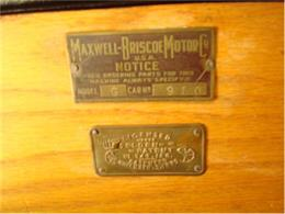 Picture of Classic 1905 Maxwell Model G - $28,500.00 Offered by Vintage Motors Sarasota - 5BV1