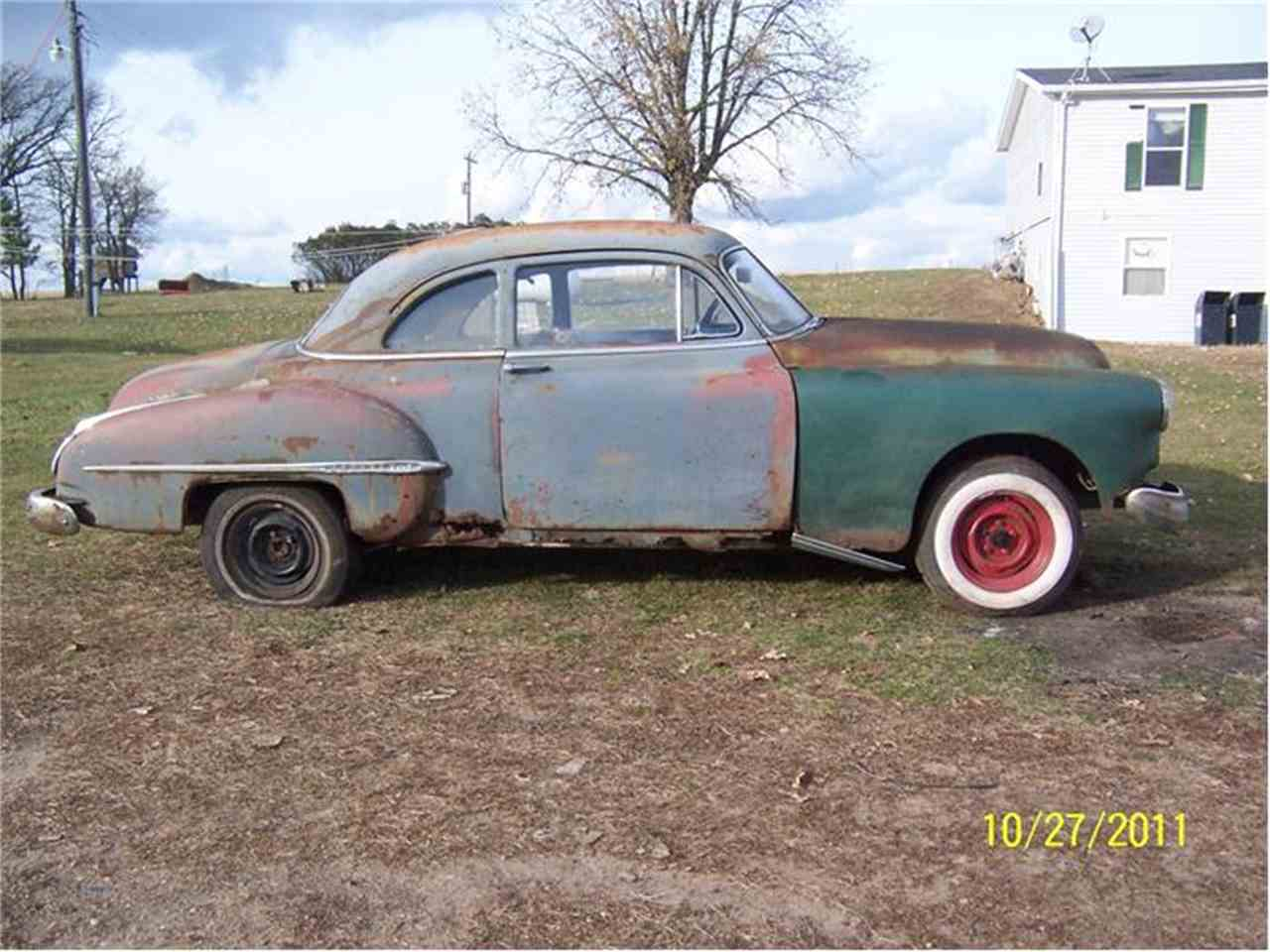 Large Picture of '50 Business Coupe - 5MGU