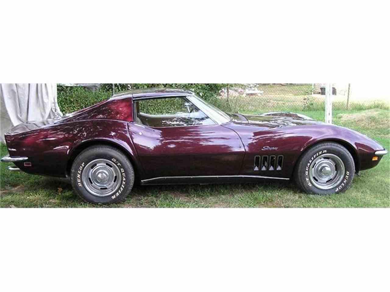Large Picture of Classic 1969 Corvette located in richmond Virginia - $19,000.00 - 5MKF