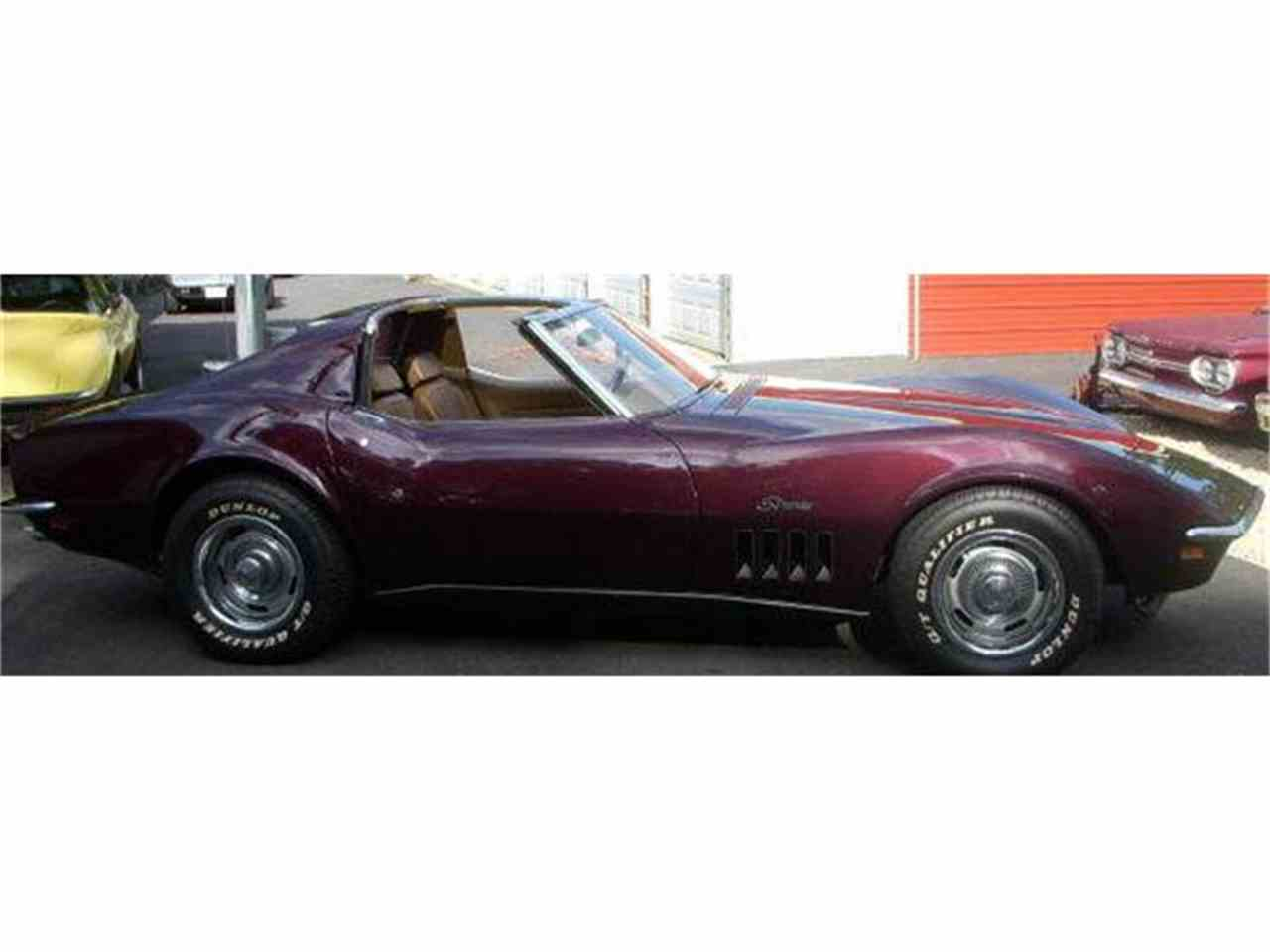 Large Picture of 1969 Chevrolet Corvette located in Virginia - $19,000.00 Offered by a Private Seller - 5MKF