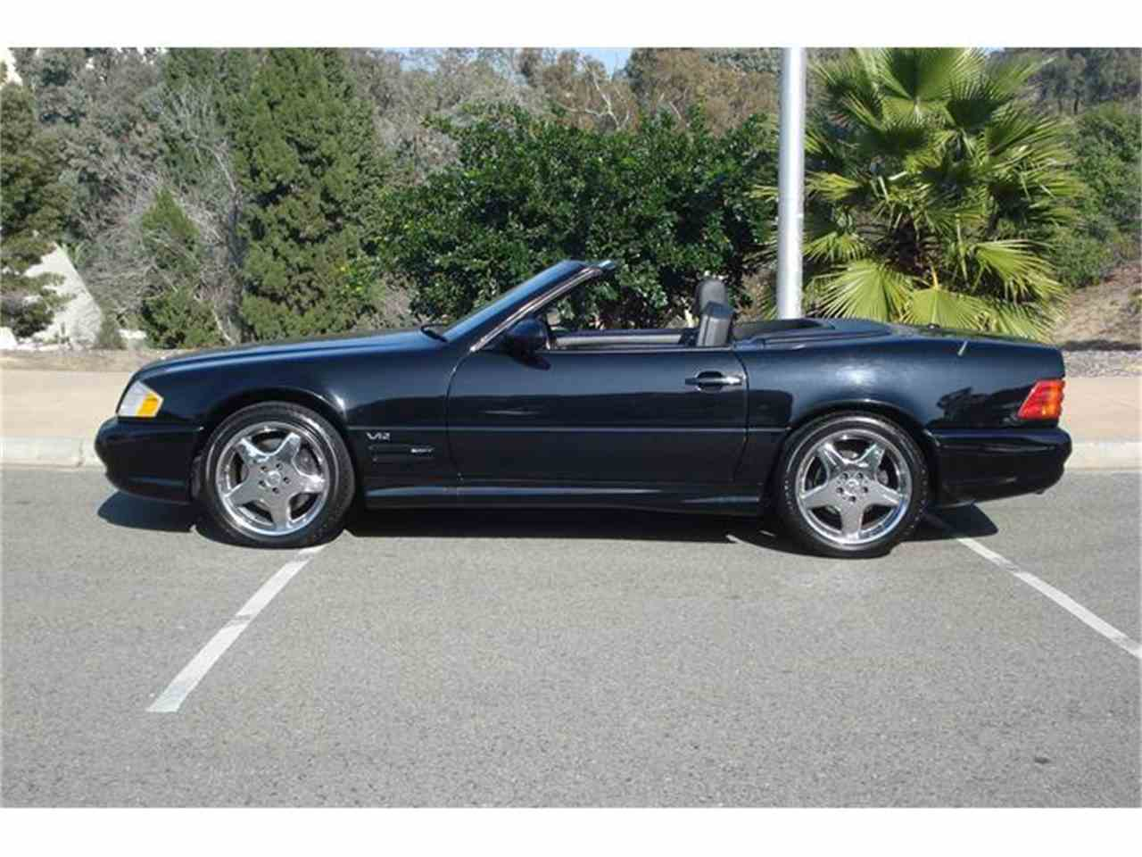 Large Picture of '00 SL600 - 5TXL