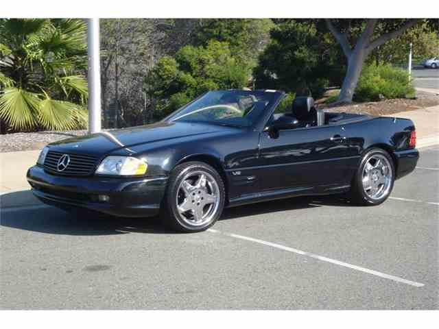 Picture of 2000 SL600 located in California - $23,950.00 Offered by  - 5TXL