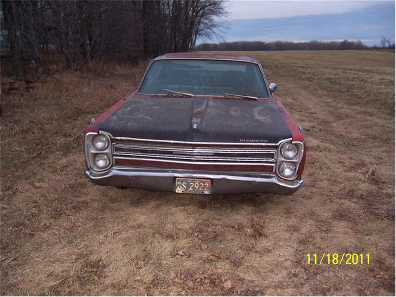 Large Picture of '68 Sport Fury located in Minnesota - $2,500.00 - 5TZZ