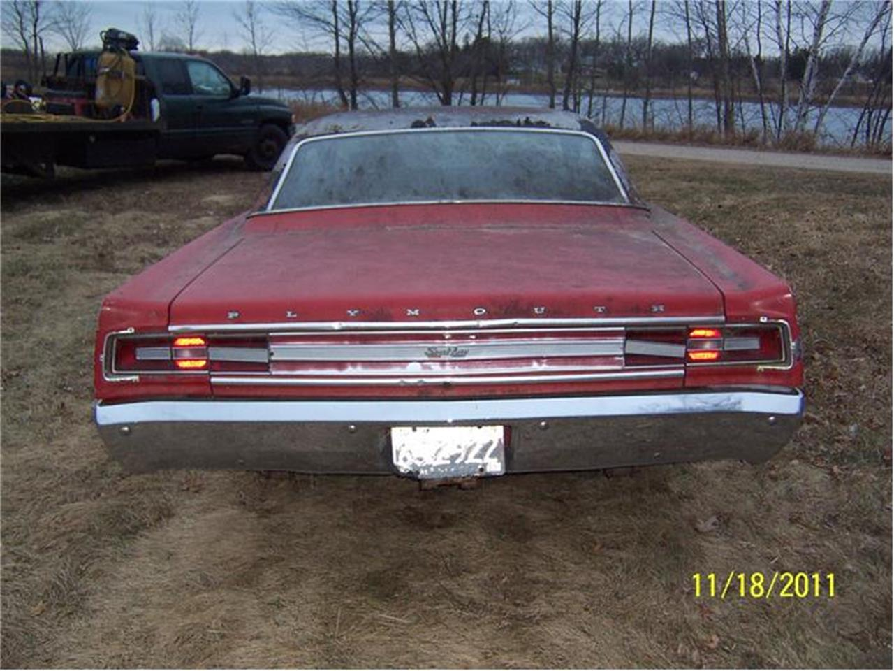 Large Picture of 1968 Sport Fury located in Minnesota - $2,500.00 Offered by Dan's Old Cars - 5TZZ