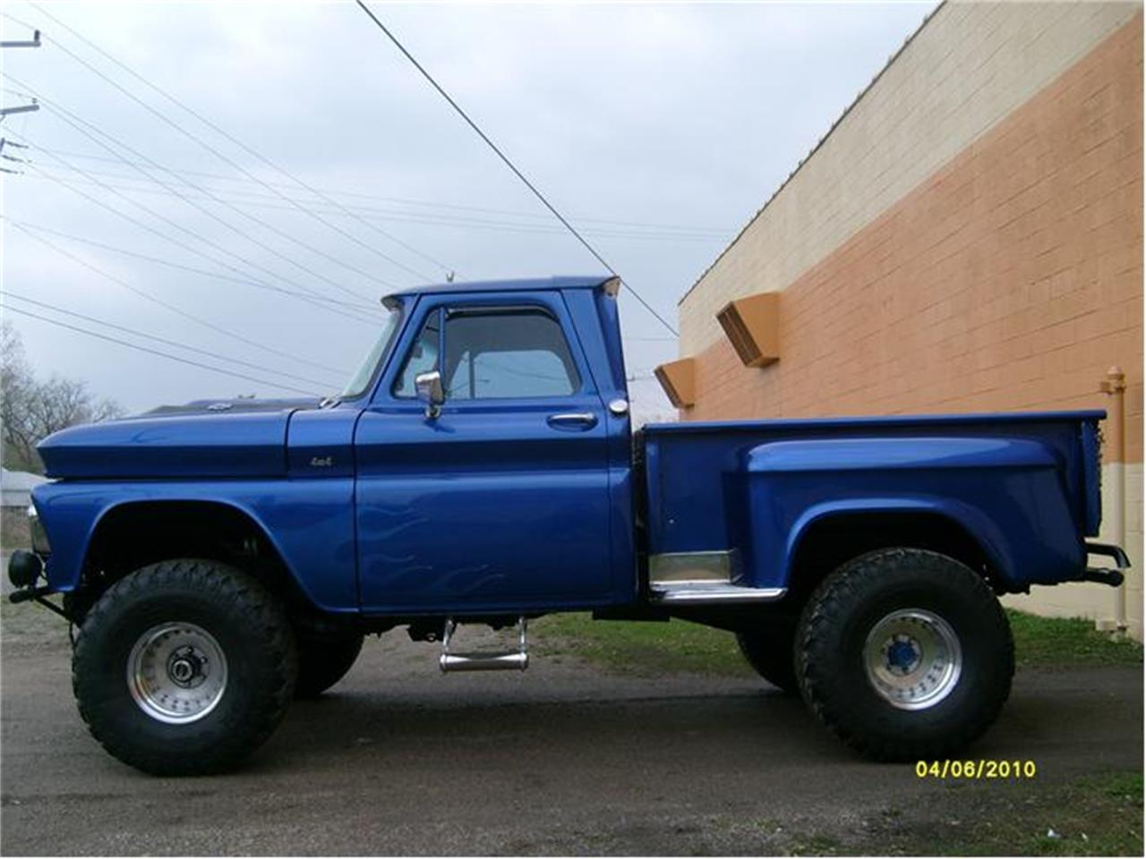 Large Picture of Classic '66 Chevrolet C/K 10 - $17,000.00 - 6399