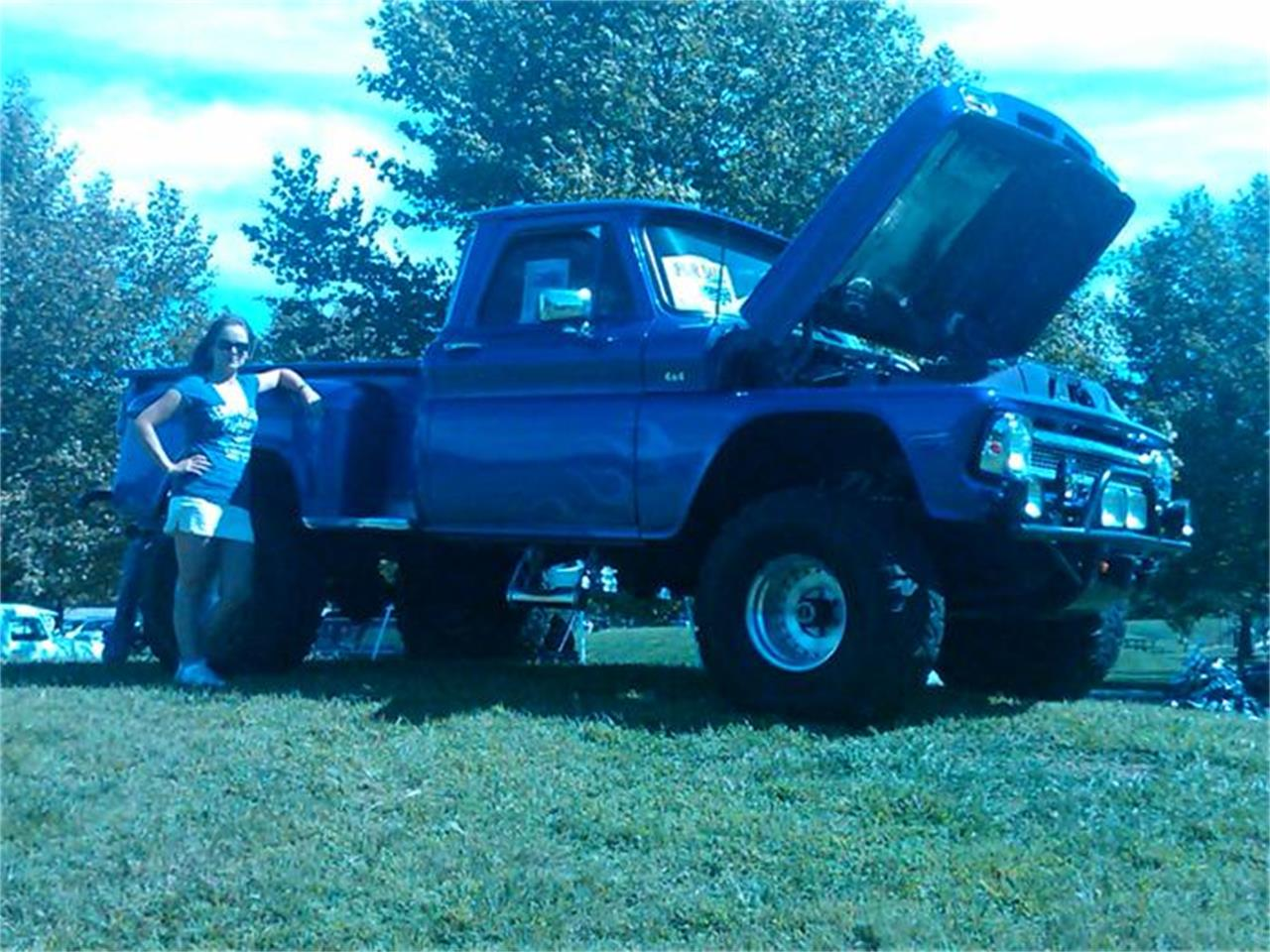 Large Picture of Classic '66 Chevrolet C/K 10 located in Missouri Offered by a Private Seller - 6399