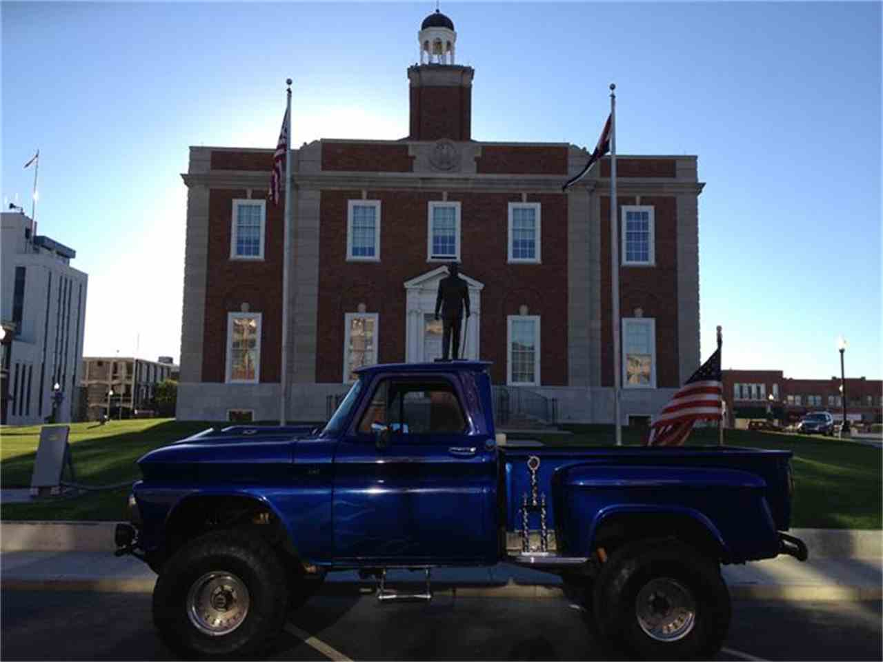 Large Picture of '66 C/K 10 - 6399
