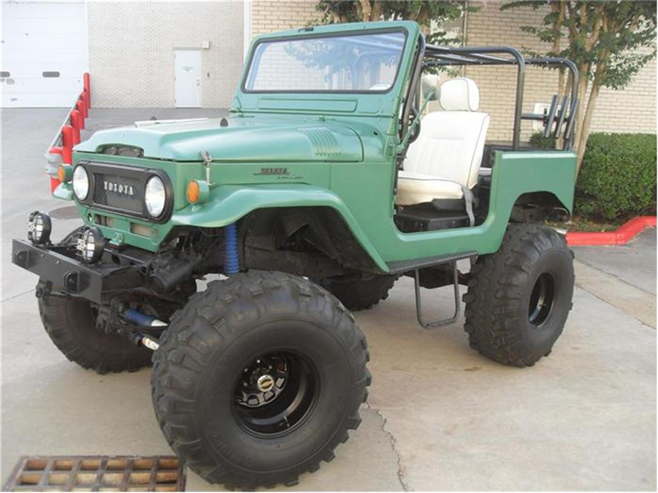 Large Picture of 1965 Toyota FJ Cruiser located in Conroe Texas - $24,500.00 Offered by Texas Trucks and Classics - 64WA