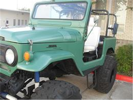 Picture of Classic 1965 Toyota FJ Cruiser - $24,500.00 Offered by Texas Trucks and Classics - 64WA