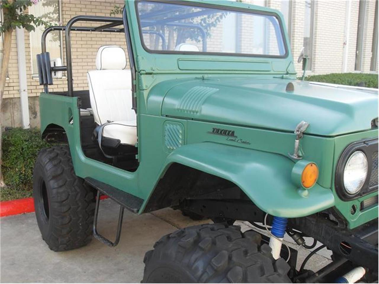 Large Picture of 1965 Toyota FJ Cruiser located in Conroe Texas Offered by Texas Trucks and Classics - 64WA