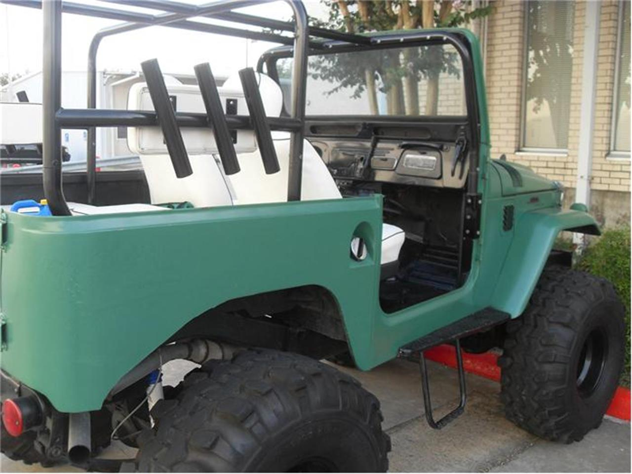 Large Picture of 1965 FJ Cruiser located in Conroe Texas - $24,500.00 Offered by Texas Trucks and Classics - 64WA