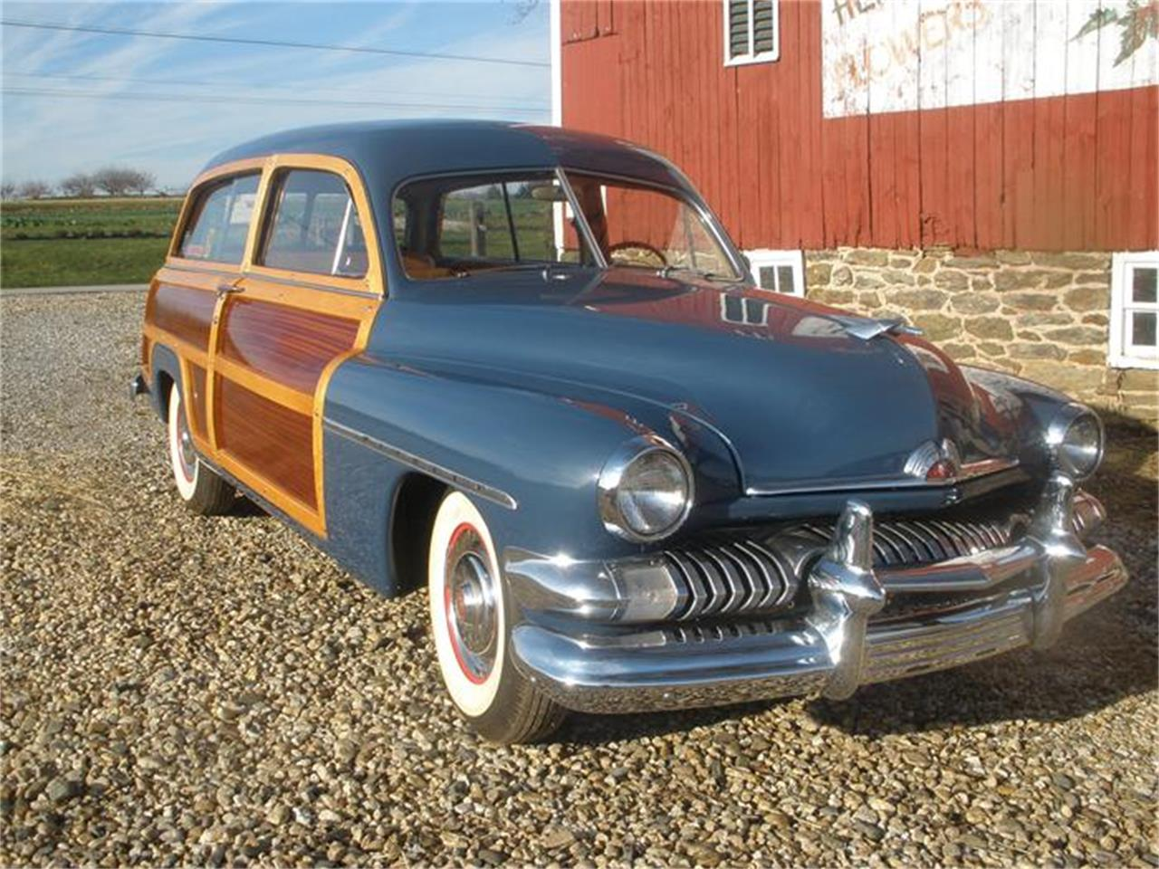 Large Picture of Classic '51 Woody Wagon located in Glen Rock Pennsylvania - $80,000.00 - 687X