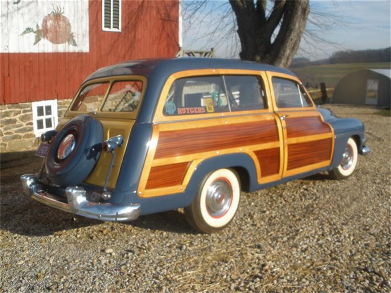 Large Picture of 1951 Mercury Woody Wagon - $80,000.00 - 687X