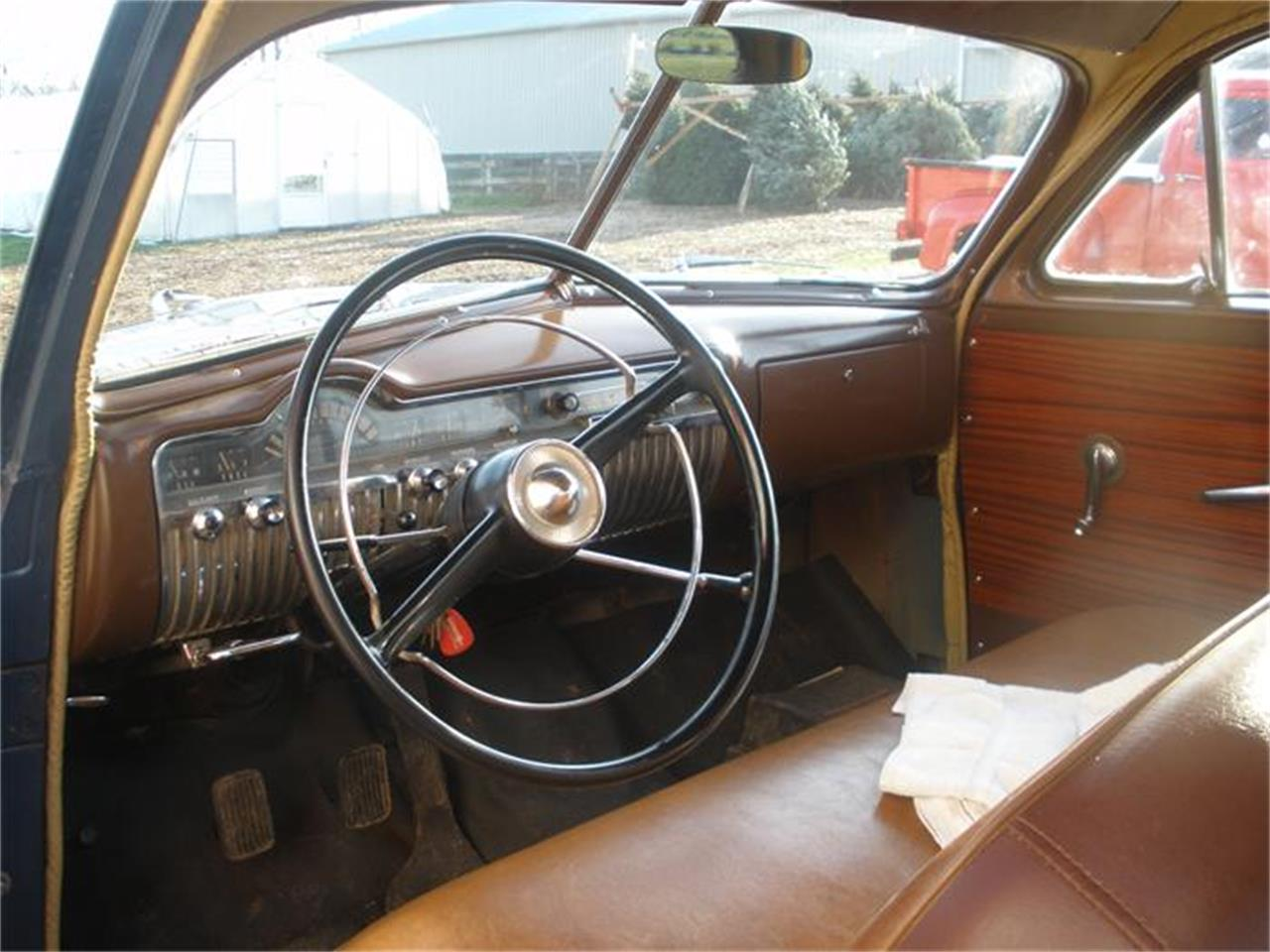 Large Picture of '51 Mercury Woody Wagon located in Pennsylvania Offered by a Private Seller - 687X