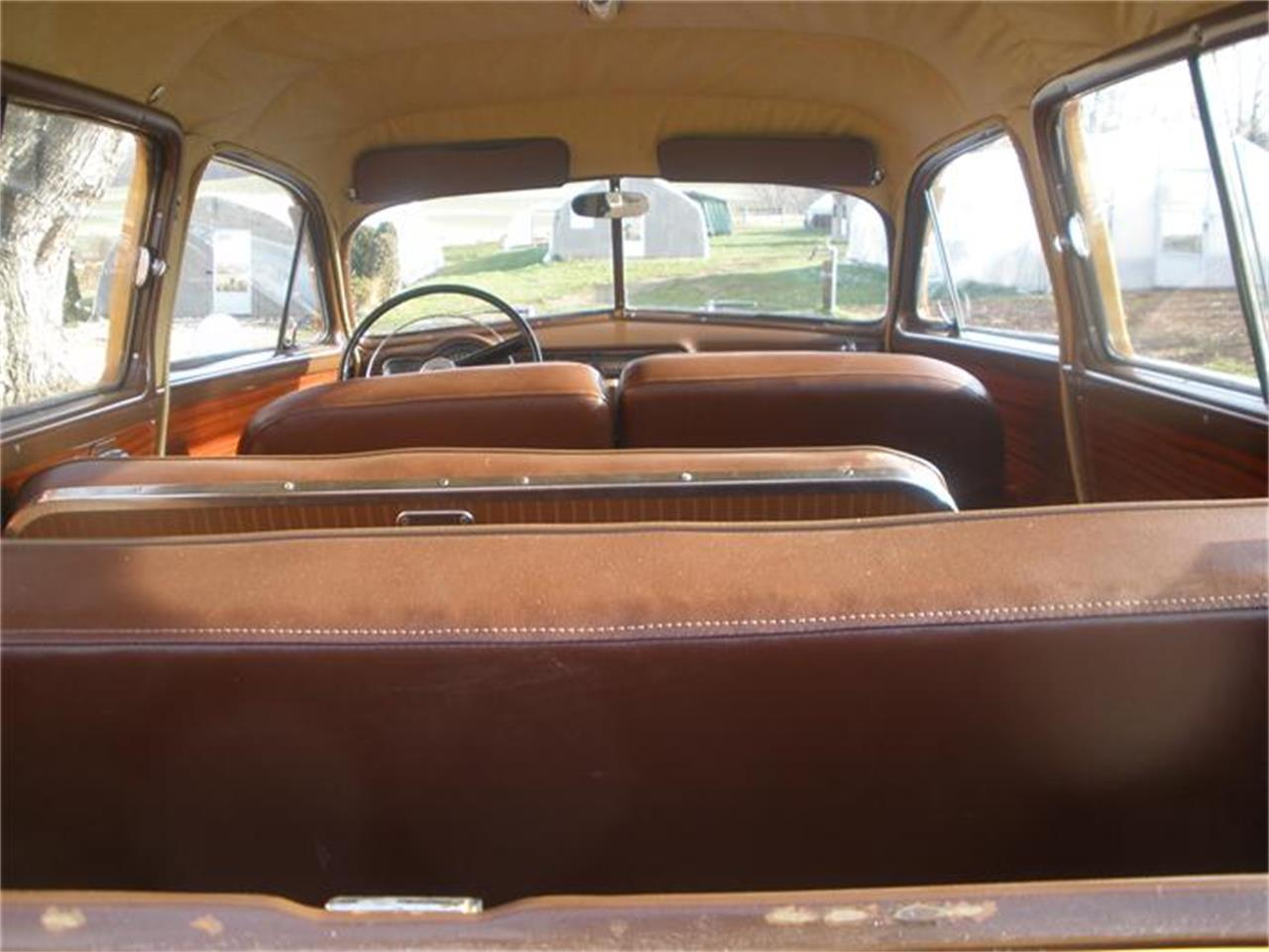 Large Picture of Classic 1951 Mercury Woody Wagon located in Pennsylvania Offered by a Private Seller - 687X