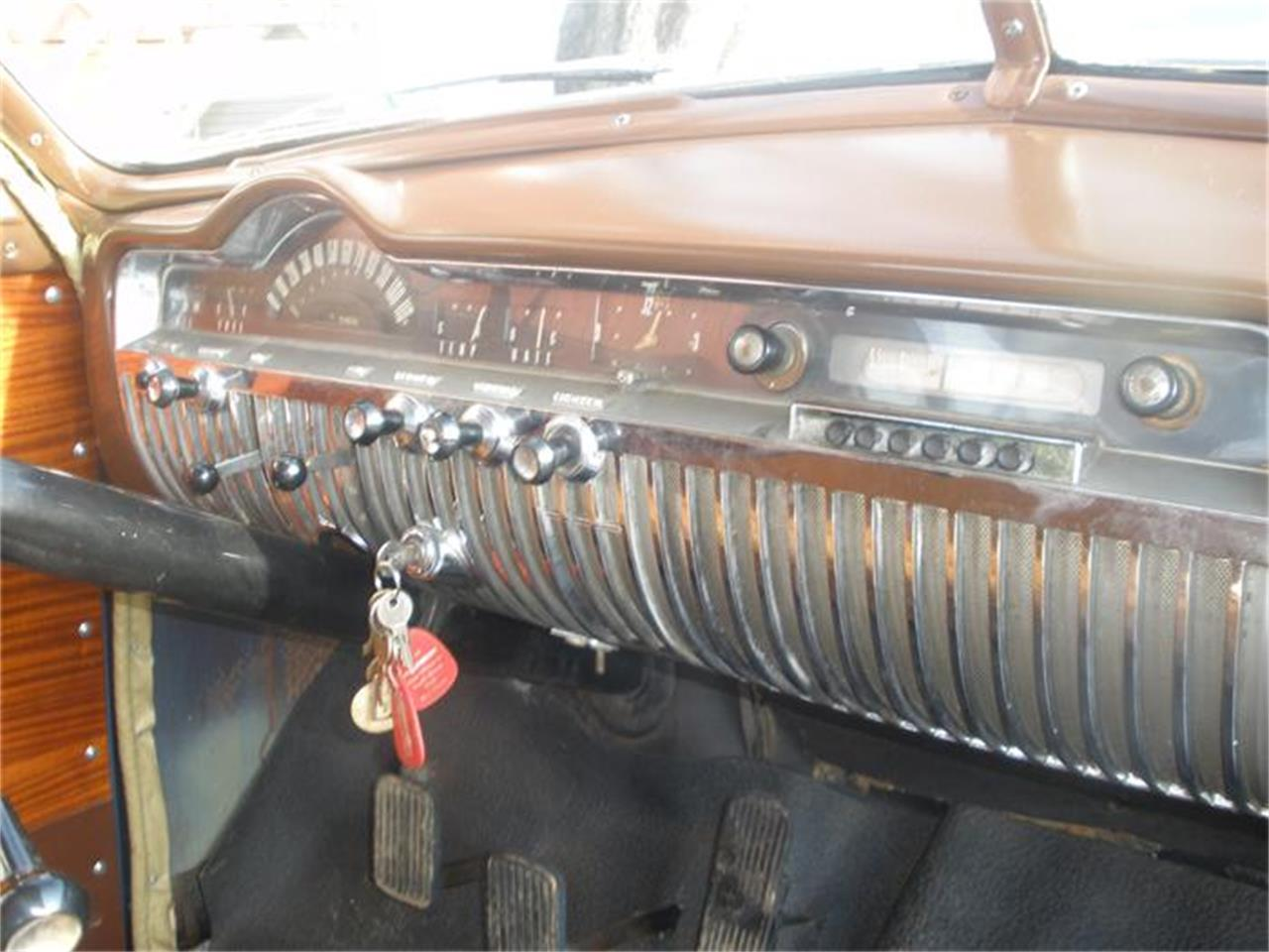 Large Picture of Classic 1951 Mercury Woody Wagon located in Glen Rock Pennsylvania Offered by a Private Seller - 687X