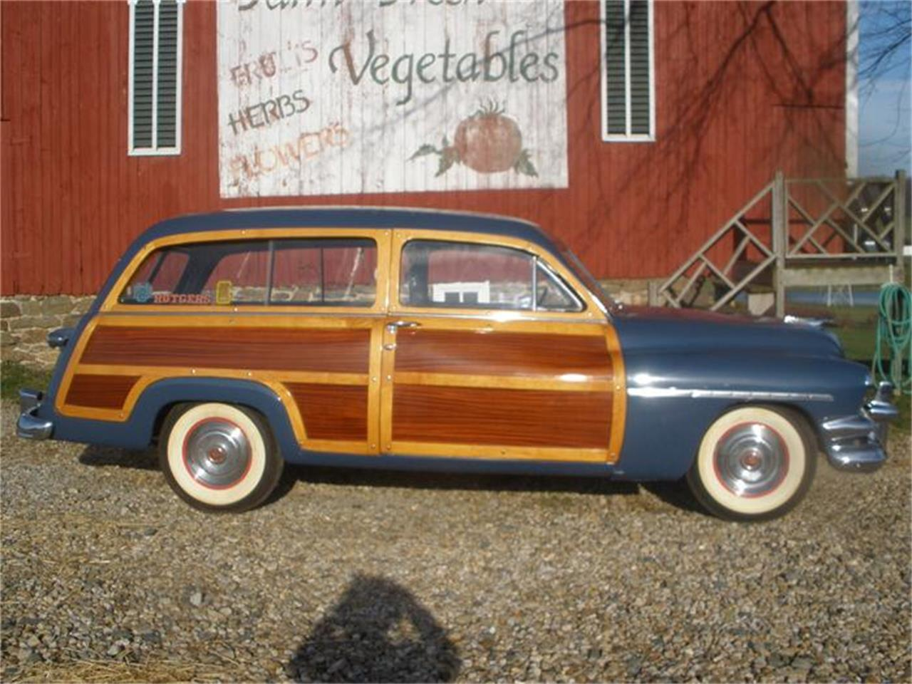 Large Picture of Classic '51 Woody Wagon located in Pennsylvania - $80,000.00 Offered by a Private Seller - 687X