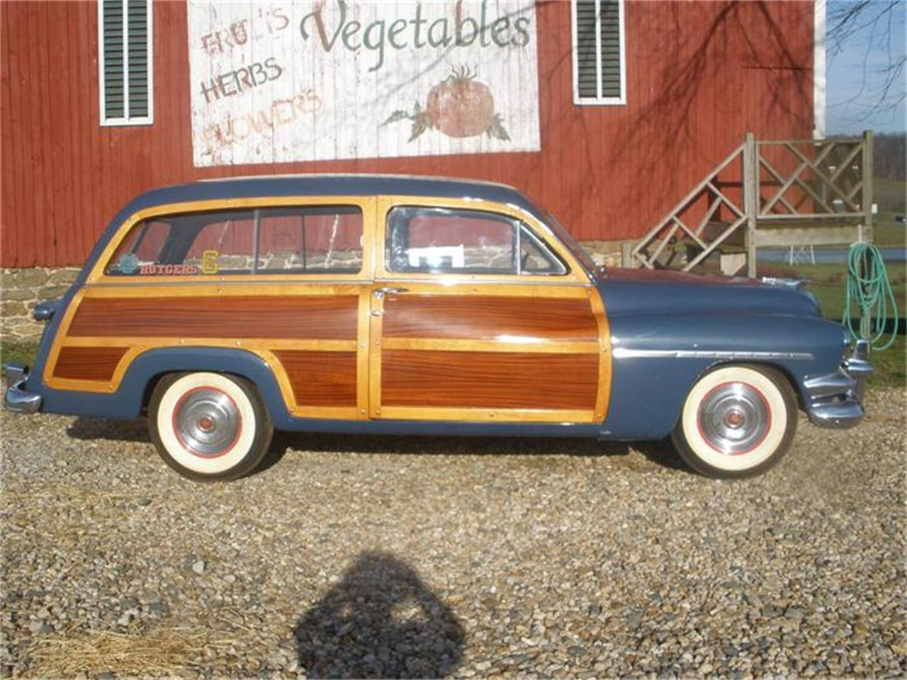 Large Picture of '51 Woody Wagon Offered by a Private Seller - 687X