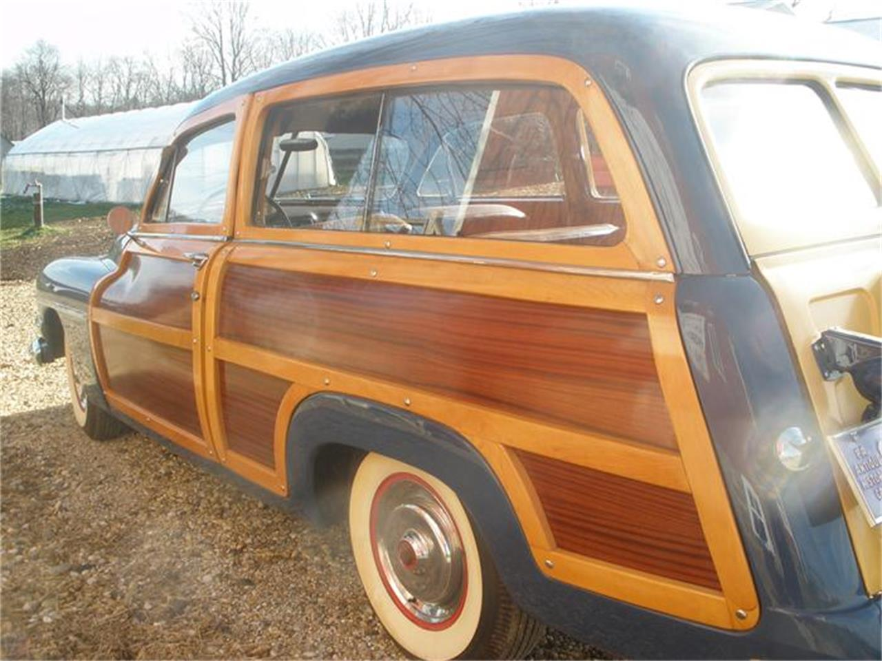 Large Picture of 1951 Woody Wagon located in Pennsylvania - 687X