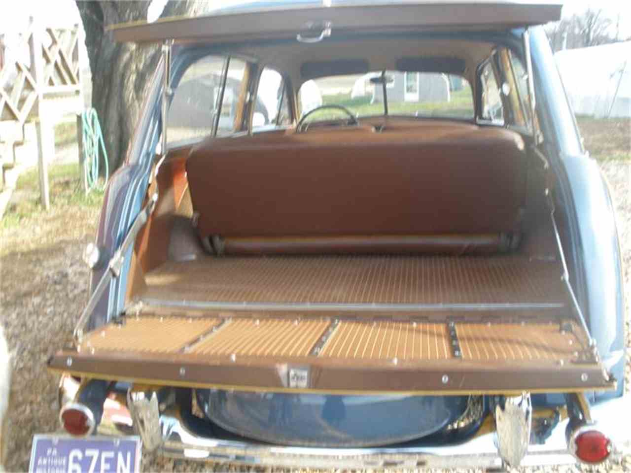 Large Picture of '51 Woody Wagon - 687X