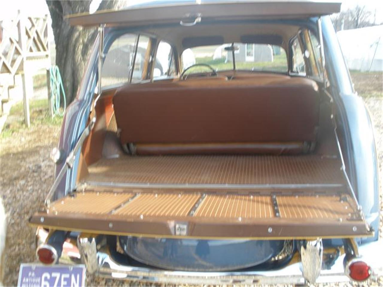Large Picture of 1951 Mercury Woody Wagon - 687X