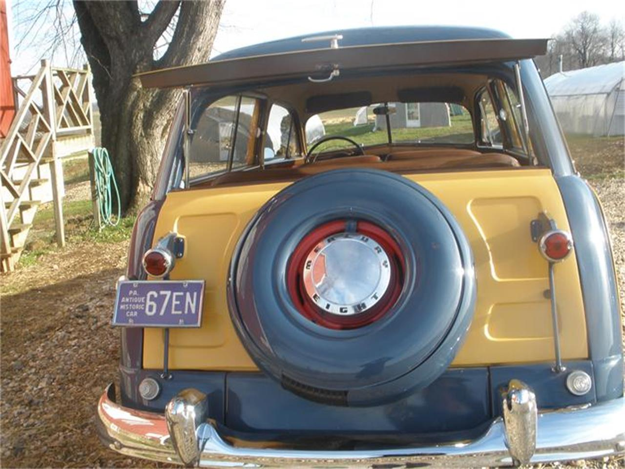 Large Picture of 1951 Mercury Woody Wagon - $80,000.00 Offered by a Private Seller - 687X