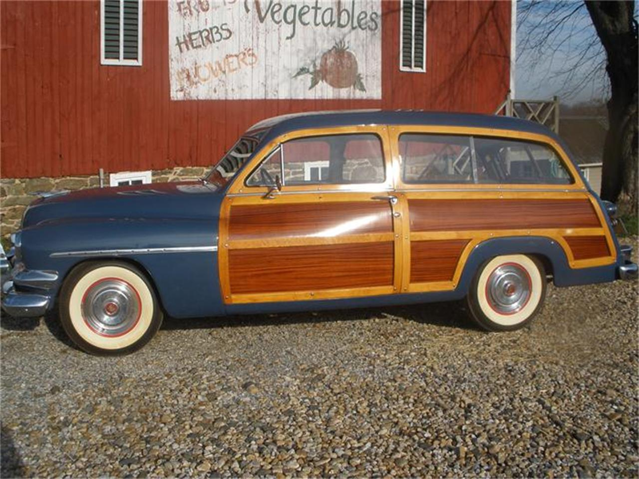 Large Picture of Classic 1951 Woody Wagon - $80,000.00 Offered by a Private Seller - 687X